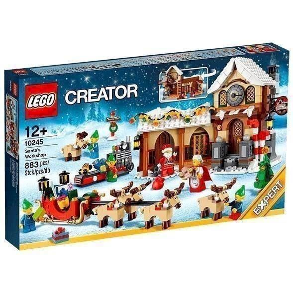 LEGO Creator 10245 Santa\'s Workshop