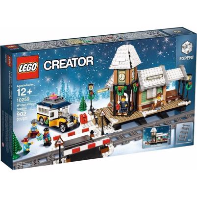 LEGO Creator 10259 Winter Village Station