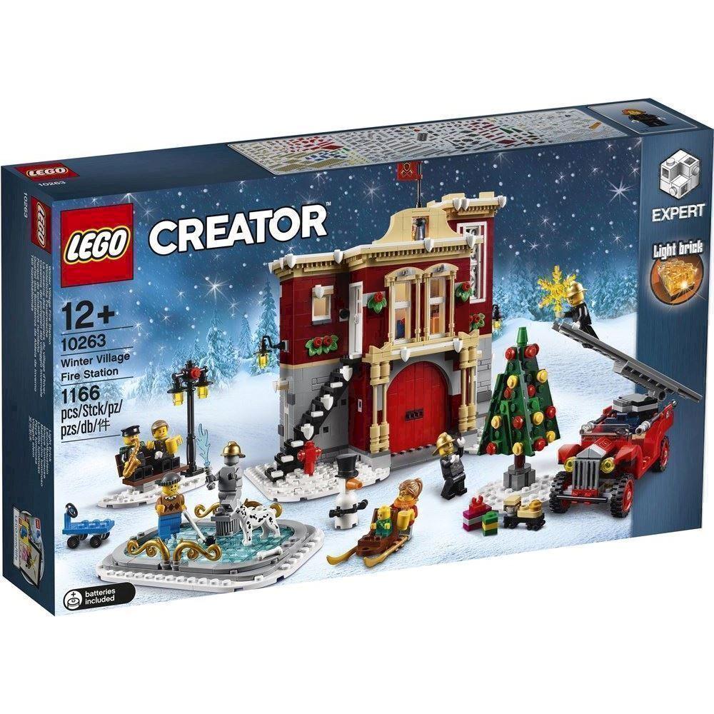lego brandstation tilbud