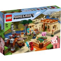 LEGO Minecraft 21160 Pillager-angrebet