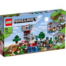 LEGO Minecraft 21161 Crafting-boks 3.0