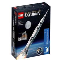 LEGO Ideas 21309 LEGO NASA Apollo Saturn V
