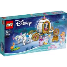 LEGO Disney 43192 Askepots royale karet